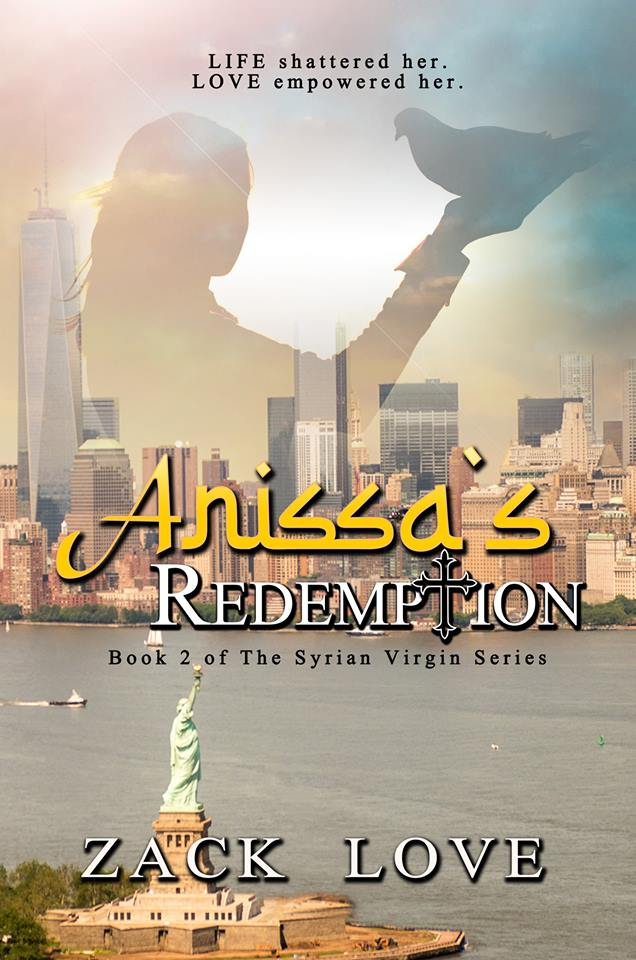 anissa's redemption - final-cover - book 2 text top of river - top text centered