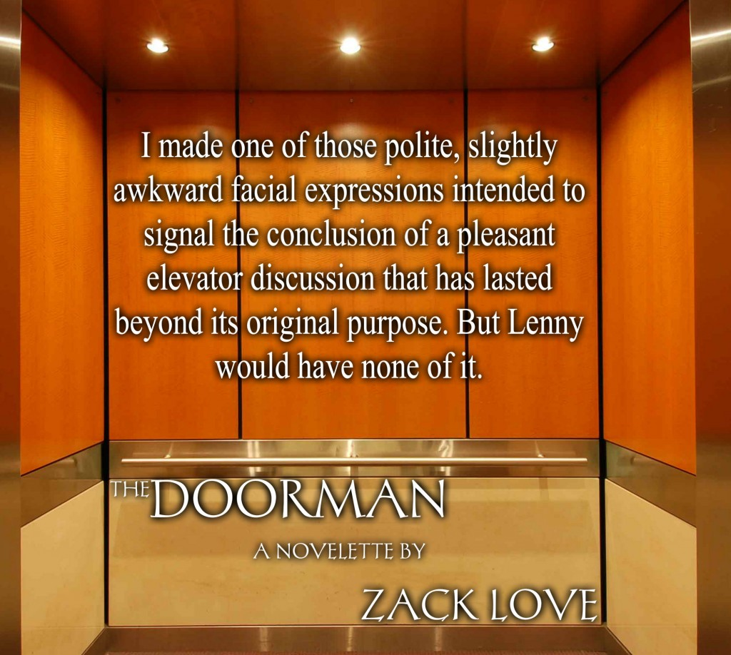 TDMT9 1024x918 The Doorman a Novelette by Zack Love
