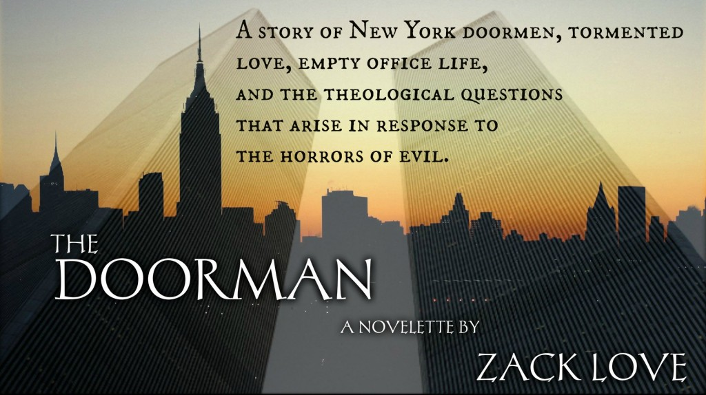 a story of tormented love NY doormen 1 1024x574 The Doorman a Novelette by Zack Love